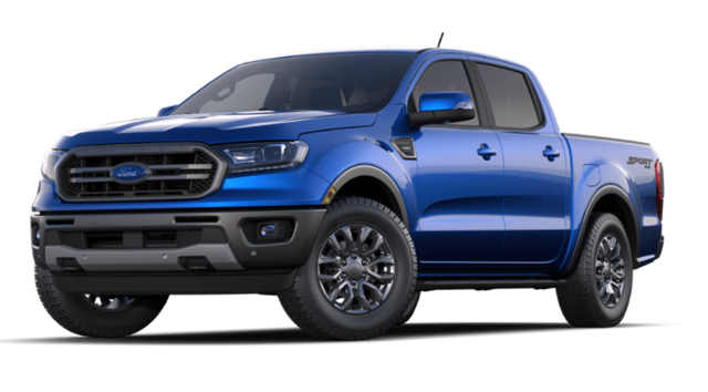 New 2020 Ford Ranger Truck SuperCrew 1FTER4FH5LLA01518 in Desoto, TX